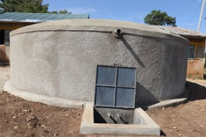 The Water Project: St. Michael Mukongolo Primary School -  The New Water Point