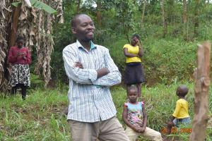 The Water Project: Emukoyani Community, Ombalasi Spring -  Listening To Training