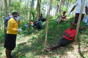 The Water Project:  Facilitator Conducts Training