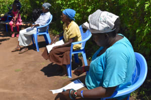 The Water Project: Shibuli Community, Robert Chemase Spring -