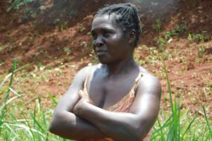 The Water Project: Shikhombero Community, Atondola Spring -  Following The Training Keenly