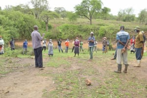 The Water Project: Mbitini Community -  Outreach