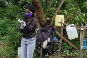 The Water Project: Nduumoni Community -  Covid Training And Sensitization
