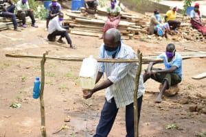 The Water Project: Nduumoni Community -  Training And Sensitization
