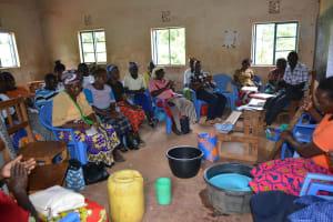 The Water Project: Kasioni Community B -  Soapmaking