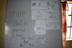 The Water Project: Ebubole UPC Secondary School -  Training Materials