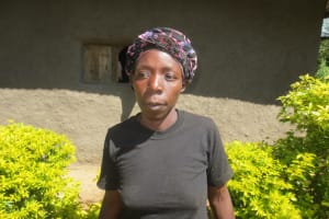 The Water Project: Mahira Community, Jairus Mwera Spring -  Alice Mwera
