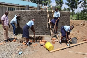 The Water Project: Friends School Vashele Secondary -  Participants Doing Practicals