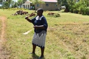 The Water Project: Ebubole UPC Secondary School -  Dental Hygiene Session