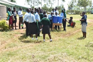 The Water Project: Ebubole UPC Secondary School -  Dental Practicals