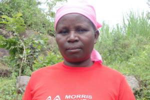 The Water Project: Mahira Community, Kusimba Spring -  Rael Makonjio