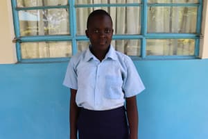 The Water Project: Friends School Vashele Secondary -  Portrait Of Sarah