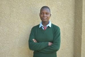 The Water Project: Ebubole UPC Secondary School -  Student Selina