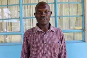 The Water Project: Friends School Vashele Secondary -  Raphael Wanja