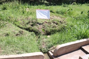 The Water Project: Shibuli Community, Khamala Spring -  The Chart At The Spring