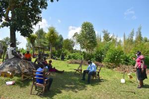 The Water Project: Musango Community, Jared Lukoko Spring -  Highlighting Importance Of Using Soap In Handwashing
