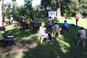 The Water Project: Buyangu Community, Mukhola Spring -  Ongoing Training