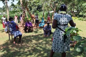 The Water Project: Shisere Community, Richard Okanga Spring -  Ongoing Training