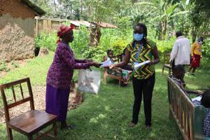 The Water Project: Imulama Community, Mukhomba Spring -