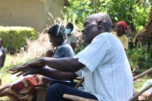 The Water Project: Eshiakhulo Community, Omar Sakwa Spring -  Following Handwashing Session