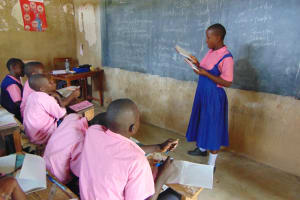 The Water Project:  A Student Shares Her Groups Findings