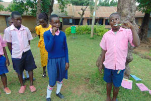 The Water Project:  Dental Hygiene Volunteers