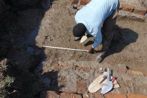 The Water Project: Mukhonje Community, Mausi Spring -  Artisan Marking Foundation