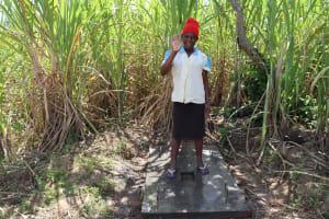 The Water Project: Mukhonje Community, Mausi Spring -  Ariel On A Sanplat
