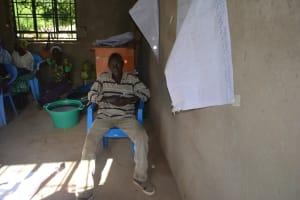 The Water Project: Nzimba Community A -  Mutiso Kondo