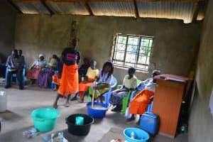 The Water Project: Nzimba Community A -  Soapmaking
