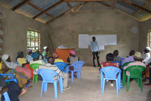 The Water Project: Nzimba Community A -  Training