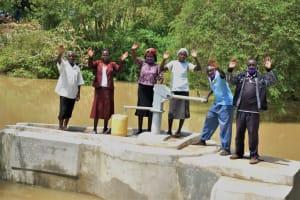 The Water Project: Nduumoni Community A -  Celebrating The Well
