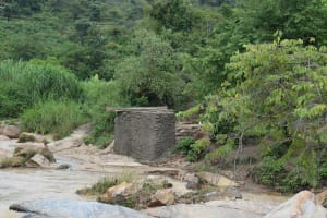 The Water Project: Nduumoni Community A -  Complete Well Foundation