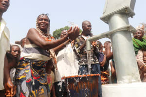 The Water Project: Lungi, Rosint, #26 Old Town Road -  Women Celebrating The Well