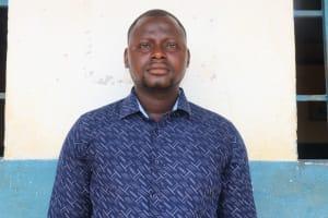 The Water Project: Lungi, Madina, St. Mary's Junior Secondary School -  Mohamed Bangura Teacher