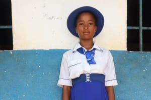 The Water Project: Lungi, Madina, St. Mary's Junior Secondary School -  Sarafina Student