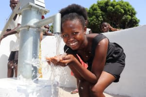 The Water Project: Lungi, Kingsway, 139 Kingsway Quarter -  Smiles For Reliable Water