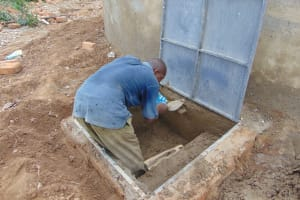 The Water Project: Mutiva Primary School -  Contruction Of The Drawing Point