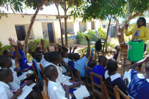 The Water Project: Mutiva Primary School -  Brainstorming Session