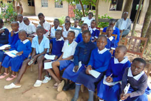 The Water Project: Mutiva Primary School -  Participants Of Ctc Training