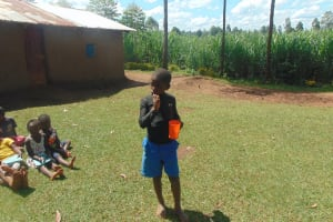 The Water Project: Ewamakhumbi Community, Mukungu Spring -  Dental Hygiene Volunteer