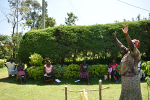 The Water Project: Ivulugulu Community, Ishangwela Spring -  Joy Of Clean Hands