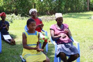 The Water Project: Mwituwa Community, Shikunyi Spring -  Following The Handwashing Steps