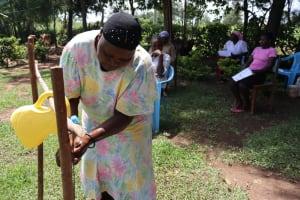 The Water Project: Musiachi Community, Thomas Spring -  Handwashing