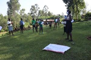 The Water Project: Sasala Community, Kasit Spring -  Ongoing Sensitization