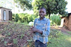 The Water Project: Sasala Community, Kasit Spring -  Handwashing Steps