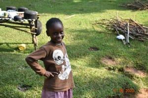 The Water Project: Eshiakhulo Community, Kweyu Spring -  Representing The Younger Kweyu Generation