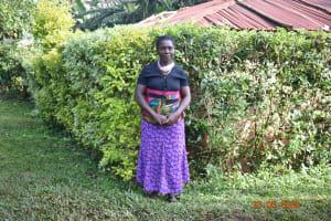 The Water Project: Shikhombero Community, Atondola Spring -  Serilah Nyawanga