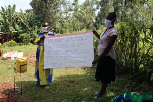 The Water Project: Emusoli Community, Otwato Spring -