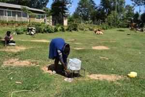 The Water Project: Mundoli Community, Mundoli Spring -